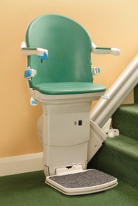 Immagine montascale rettilineo for Montascale per disabili verona